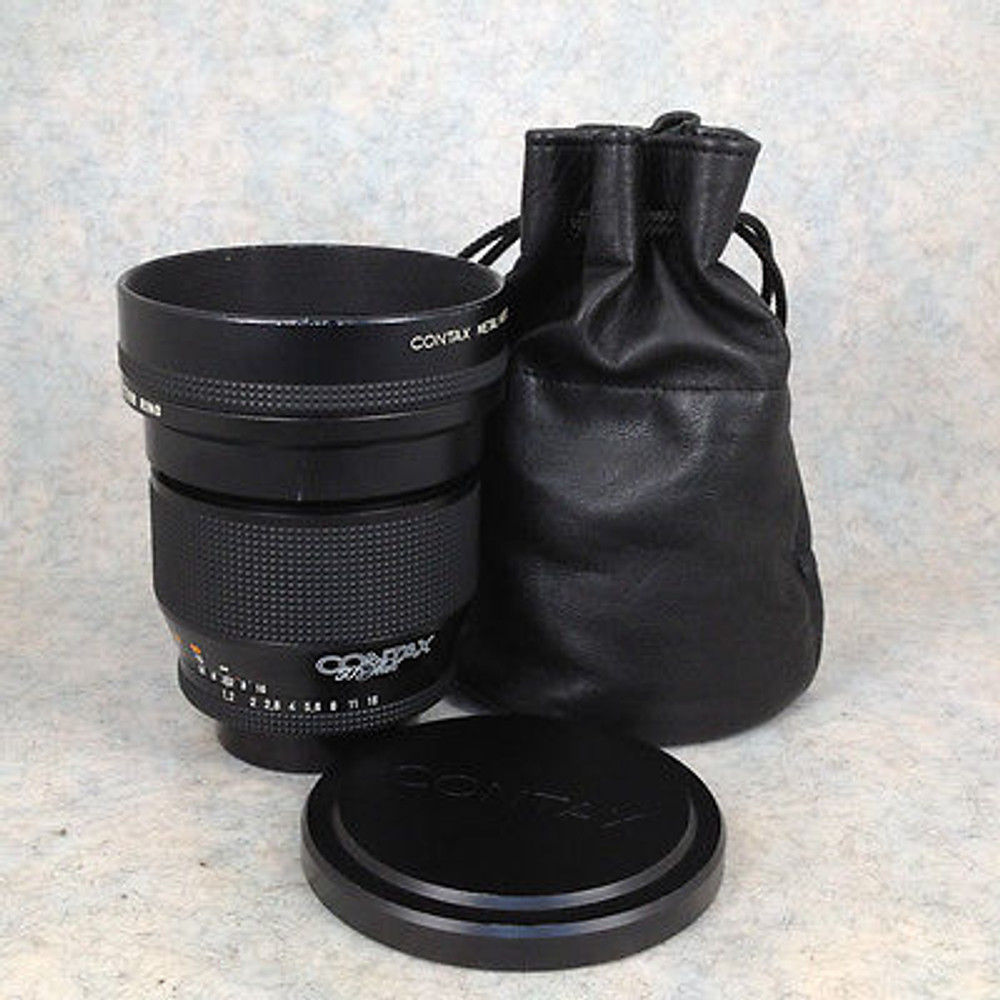 Contax Planar 85/1.2 T* 85mm f/1.2 50 Years Limited for C/Y mount Germany