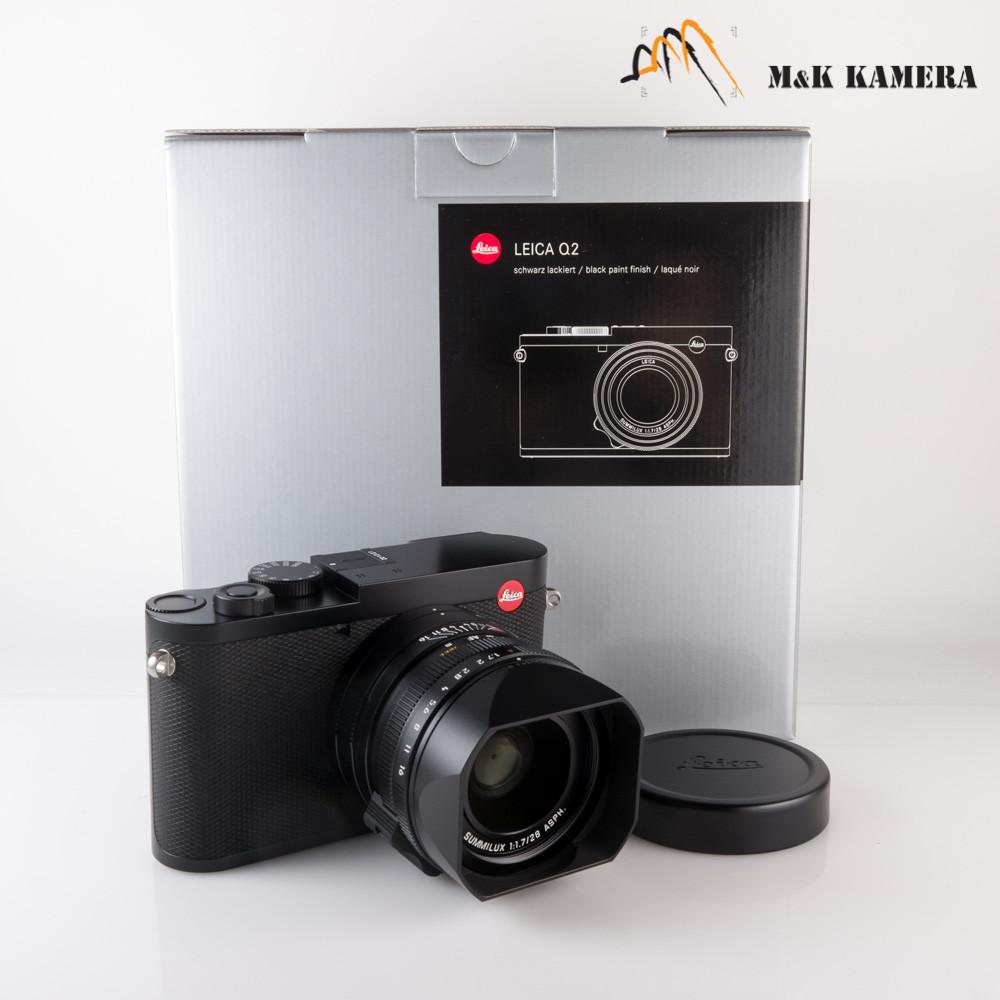 Leica Q2 Black Digital Camera 19050 #050