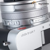 Leica D-Lux 7 Silver Digital Point & Shoot Camera 19115 #115