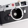 Leica M6 classic 0.72 Silver Film Rangefinder Camera 10414 #824