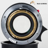 Leica Summilux-M 50mm/F1.4 ASPH Black Lens Germany #891