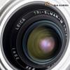 Leica Tri-Elmar-M 28-35-50mm/F4 Historica 1975-2000 Silver Lens Yr.1999 #900