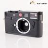 Leica M6 Dragon 2000 TTL 0.85 Black Paint Film Rangefinder Camera #476