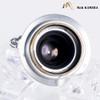 LEITZ Leica Elmar L39 50mm/F3.5 Red Scale Lens Yr.1954 LTM Germany #024
