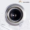 LEITZ Leica Elmar L39 50mm/F3.5 Red Scale Lens Yr.1955 LTM Germany #090