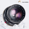 Leica Summicron M 50mm/F2.0 Black painted Rigid V2 Ver.II #012
