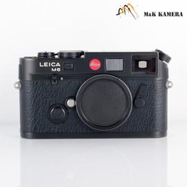 Leica M6 TTL 0.85 Black Film Rangefinder Camera 10436 #282