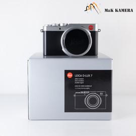 Leica D-Lux 7 Silver Digital Point & Shoot Camera 19115 #115