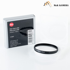 Leica E55 UVa Black II Filter #037