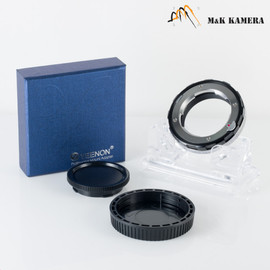 Yeenon Leica M to Nikon Z adapter Macro Black LM-NZ(M) #6MB