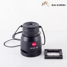 Leica 5x Loupe 37350 for film slide #865
