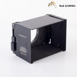 Leica SOOPD/SOOFM Screw-On Hood for Summitar/Summicron 5cm f/2.0 #896