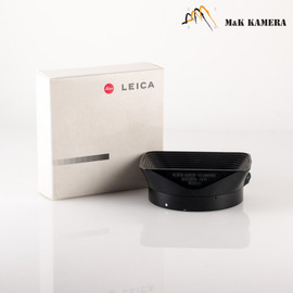Leitz Leica 12523 lens hood for R 24mm 2.8 Elmarit Germany