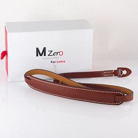 MZero Brown Leather Strap for Leica M10 M240 camera MZS1