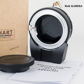 TECHART LM-EA7 II Auto Focus Adapter for Leica M LM Lens to Sony A7II A7RII A630