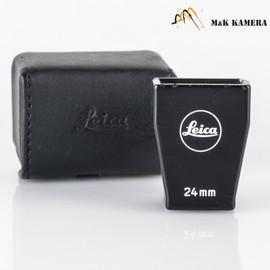 Leica 24mm Viewfinder Black 12019