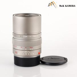 Leica Elmarit-M 90mm/F2.8 E46 Ver.II V2/ Rare Titan Lens Yr.1996 Germany #543