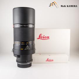 Leica APO-Telyt-R 280mm/F4.0 E77 Lens Yr.1993 Germany #418