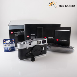 Leica MP 0.72 Silver Film Rangefinder Camera #301