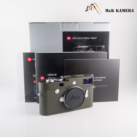 Leica M10-P Edition 'Safari' Digital Rangefinder Camera #015