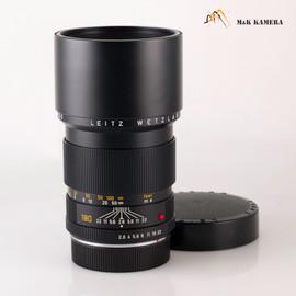 LEITZ Leica Elmarit-R 180mm/F2.8 E67 Ver.II V2 Lens Yr.1978 Germany #806