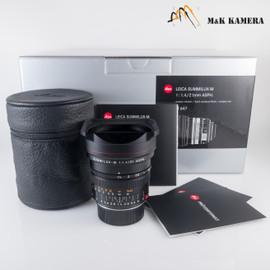 Leica Summilux-M 21mm/F1.4 ASPH Lens Germany #647