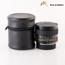 Leica Summilux-R 50mm/F1.4 E60 ASPH Lens Yr.1999 Germany #419
