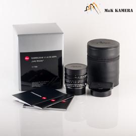 """Leica Summilux-M 35mm f/1.4 Asph """"Leitz Wetzlar"""" Limited Edition - 11700"""