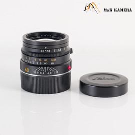 Leica Summarit-M 50mm/F2.5 Lens Yr.2008 Germany #705