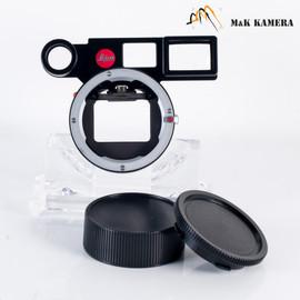 Leica Macro-Adapter-M Black 14409 for Leica Macro-Elmar-M 90mm/F4.0 Black #678