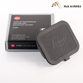 Leica Lens Hood Cover 14040 for M35/1.4 11874 #040