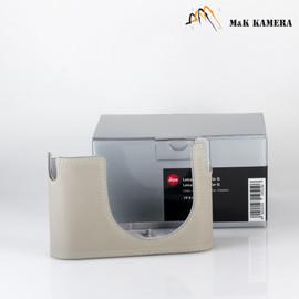Leica Leica Protector for Q Typ 116 Half Case Cemento #519