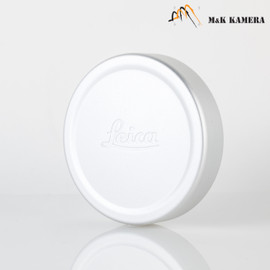 Replacement Lens/Hood Cap Silver for Leica Q #254