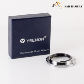 Yeenon Leica R to Nikon adapter #016