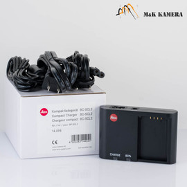 Leica Battery Charger BC-SCL2 14494 for M240 #494