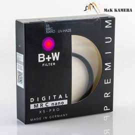 B+W 55mm UV-Haze MRC Nano XS-Pro Filter #119