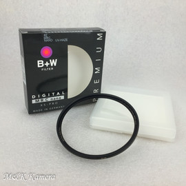 B+W 82mm UV-Haze MRC Nano Filter #126