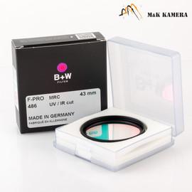 B+W 43mm UV/IR CUT MRC 14685 Filter #685