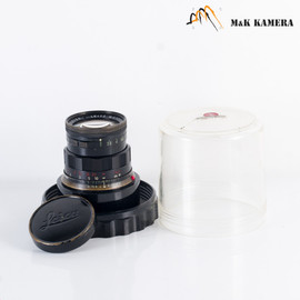 Leica Summicron M 50mm/F2.0 Black painted Rigid V2 Ver.II #012