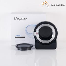 Megadap Leica M for M-Nikon Z Autofocus Adapter #Z11