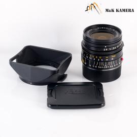 Leica Elmarit-M 28mm/F2.8 E46 Ver.IV Lens Yr.1999 Germany #175