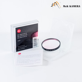 Leica Ser. VII UV/IR CUT Black 13421 Filter #421