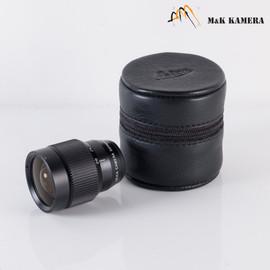 Leica Variable Viewfinder Black for 21/24/28mm Lens #212