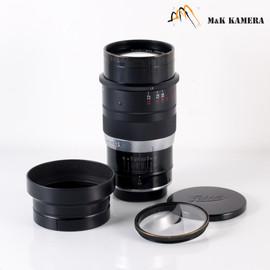 LEITZ Leica Thambar L39 90mm/F2.2 Lens Yr.1937 LTM Germany #176