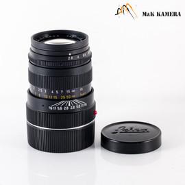 LEITZ Leica Tele-Elmarit-M 90mm/F2.8 E39 Ver.II V2/ Slim Lens Yr.1977 #331