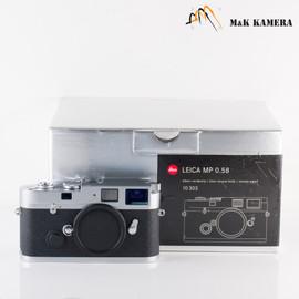 Leica MP 0.58 Silver Film Rangefinder Camera #212