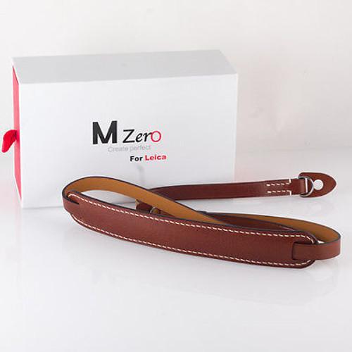 MZero Brown Leather Strap for Leica M10 M240 camera MZS1
