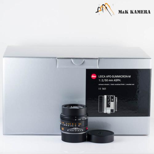 Leica APO-Summicron-M 50mm/F2.0 ASPH 11141 Lens Germany #141