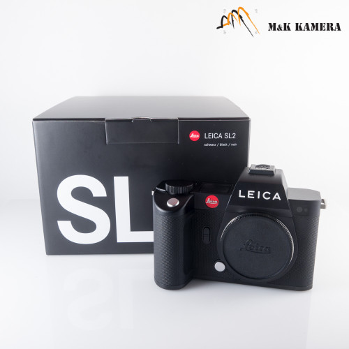 Brand New Leica SL2 Digital Mirrorless 47MP Camera Body - Black (10854)