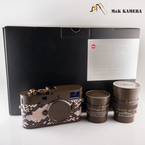 Leica M Monochrom Drifter By Kravitz Design Limited Edition Digital Rangefinder Camera #Germany #916